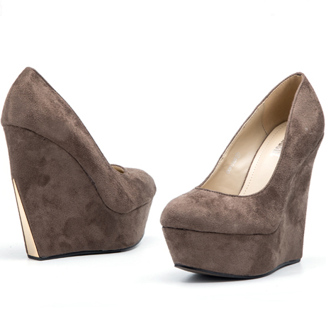 edf107066fe Промоция на дамски елегантни обувки бежови 0118955 (Tendenz) Tendenz ...
