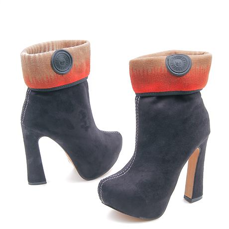 bc3d2e36567 Промоция на дамски елегантни обувки черни 0114797 (Tendenz) Tendenz ...