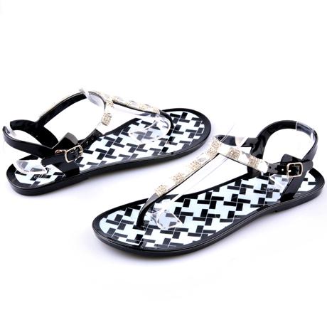 54141ed8064 Промоция на Дамски сандали и чехли 0120371 (Tendenz) Tendenz ...