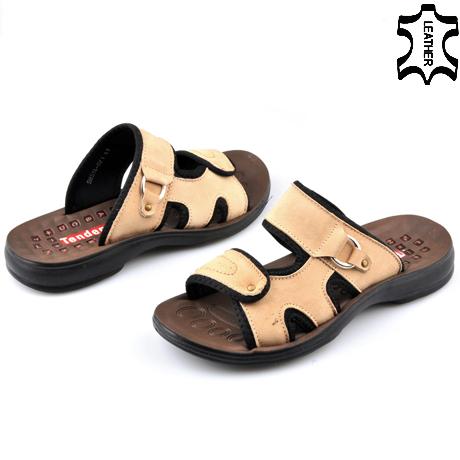 6e2f768ec6d Промоция на Мъжки сандали и чехли 0120963 (Tendenz) Tendenz ...